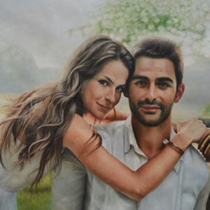 Custom Hand Made Oil Painting Wholesal Canvas Art